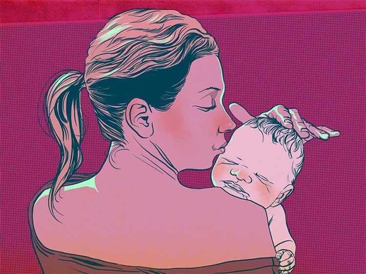 Nurses' Knowledge and Teaching of Possible Postpartum Complications.
