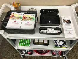 comfort Cart One hospital's journey to improve the patient experience.