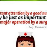 constant nurse attention surgeon