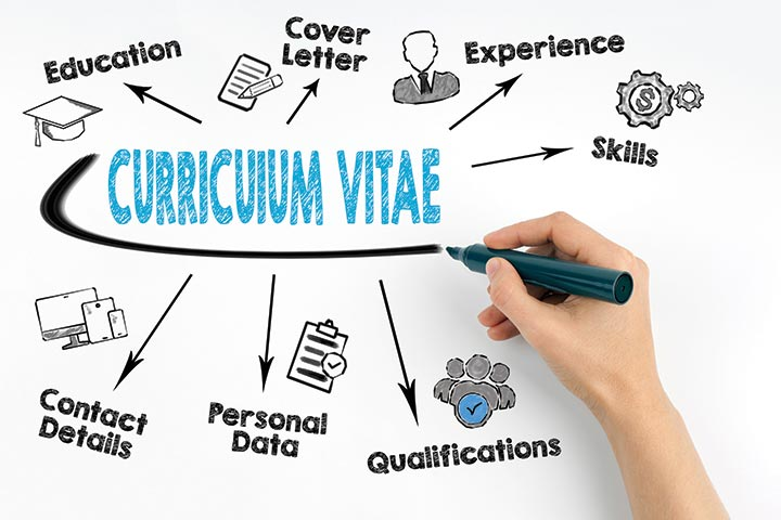 creating and developing a professional cv american nurse today