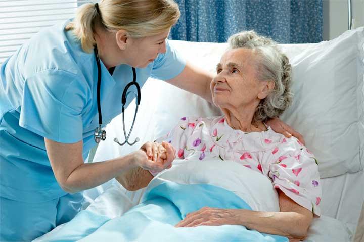 nurses mindful listening nursing