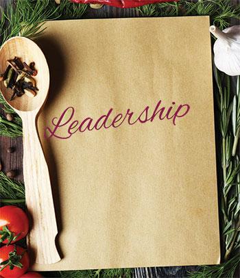 leadership recipe ant