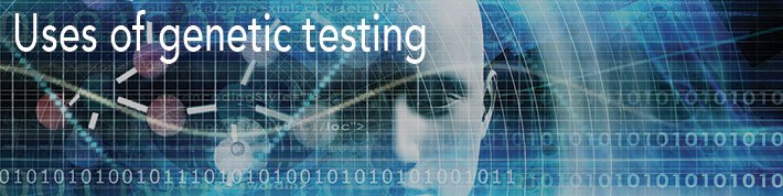genetics clinical setting use genetic testing
