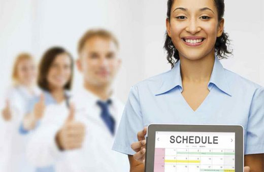 healthy schedule nurse ant