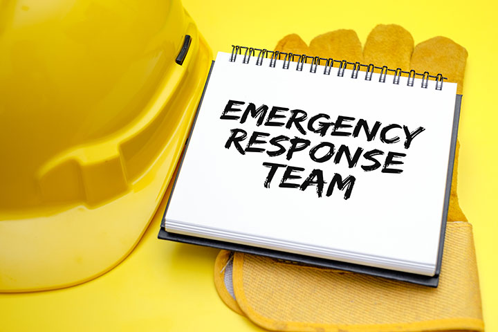 behavioral emergency response team improve safety