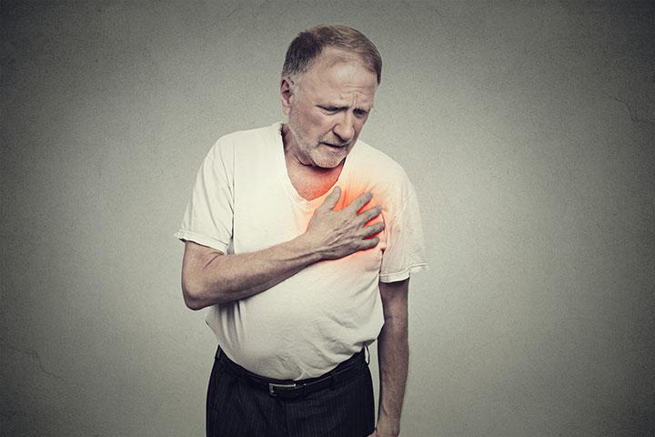 cardiovascular disease heart walking problem elder