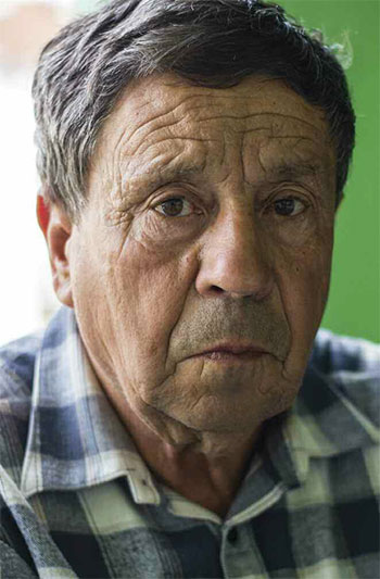 cognitive impairment elderly man