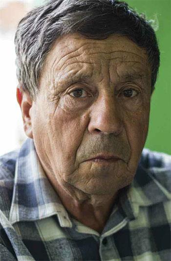 cognitive impairment elderly man