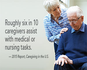growing need caregivers