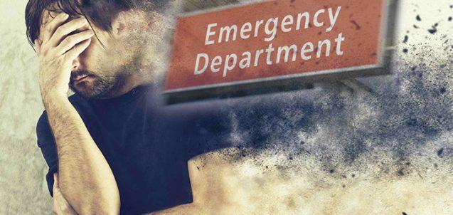 manage mental health emergency ant