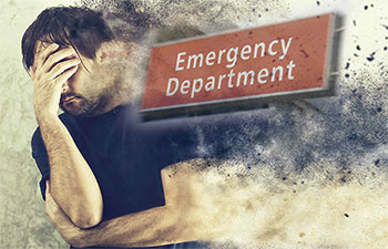 manage mental health emergency