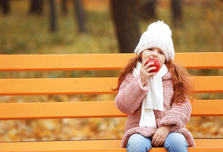 healthy eat children self esteem improve