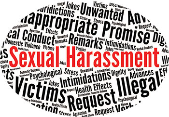 harassment abuse power