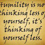 imperative humble leadership ant