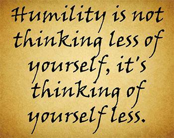 imperative humble leadership