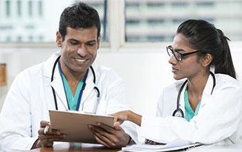 landing clinical practicum preceptor