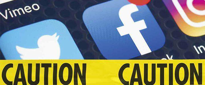 social media nursing license risk ant