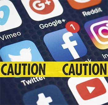 social media nursing license risk