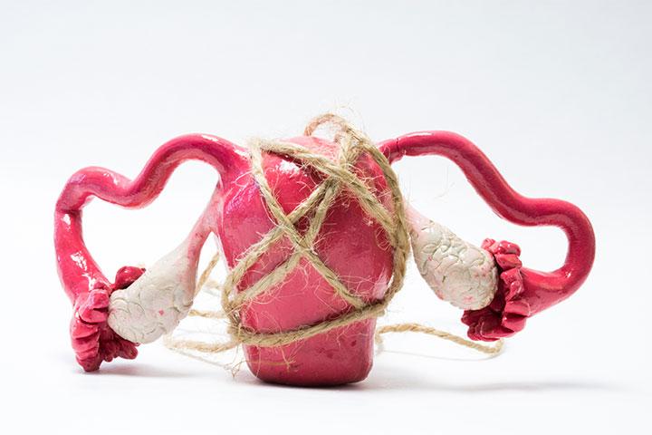 self acupressure reduces menstrual pain