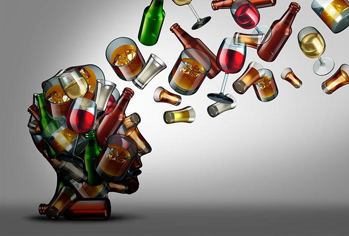 dopamine family history alcohol disorder