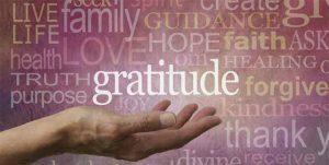Gratitude interventions for nurses