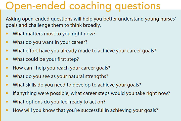 leader coach questions