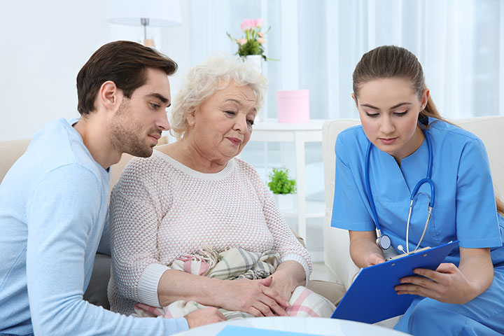 Promoting advance care planning