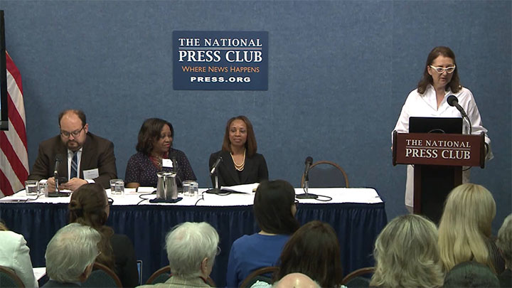 nurses remain woefully underrepresented