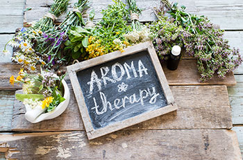 aromatherapy clinical setting