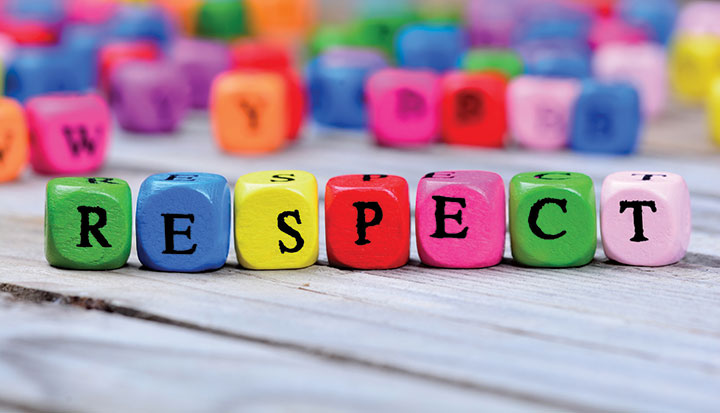 Establishing norms of respect—Strategies for nurses and managers