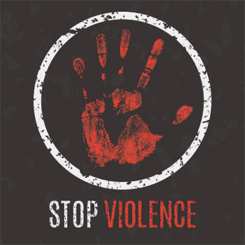violence not job