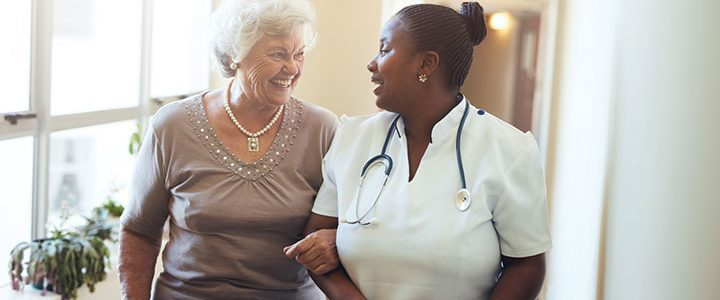 assisted living setting quality care
