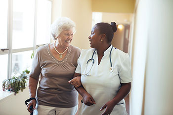 assisted living setting quality care post