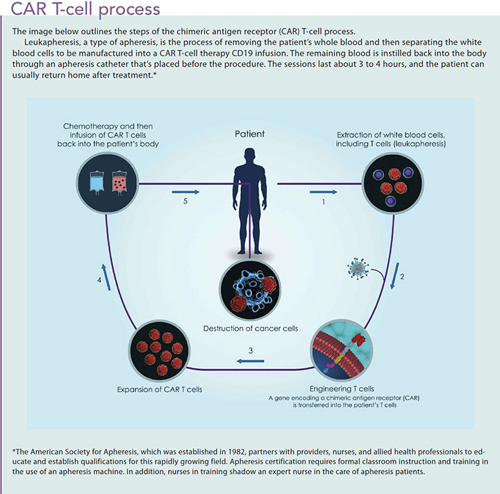 introduction immunotherapy emerging therapies car t-cell process