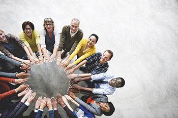 social wellness nurture relationships post