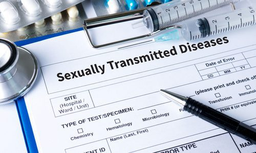 Sexually transmitted infections journal submission