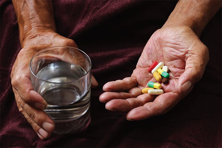 Meeting the challenge of monitoring medications in older adults