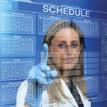 electronic nurse scheduling system