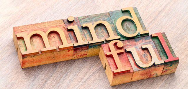 mindful observation