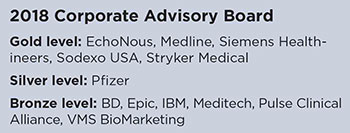 nurses speak industry listening advisory board