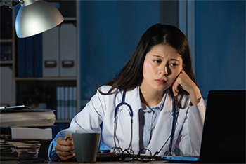 loneliness epidemic asian woman