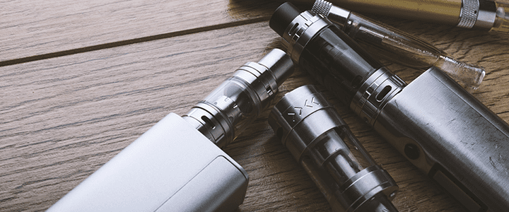 increase e-cigarette teens