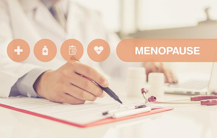 new test menopause status