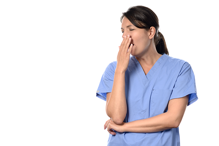 Nurse fatigue: A shared responsibility