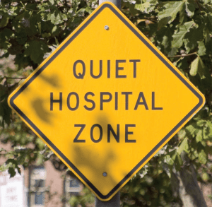 Nurses offer strategies to promote patients' rest and sleep