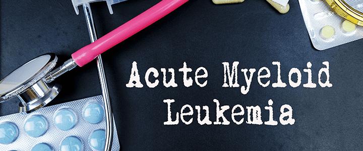 treatment adults acute myeloid leukemia