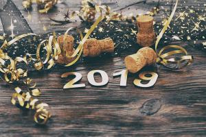 ringing new year