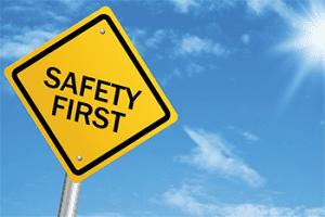 verbal de-escalation safety post