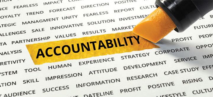 promoting professional accountability ownership glance