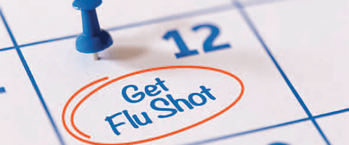 spotlight influenza vaccination